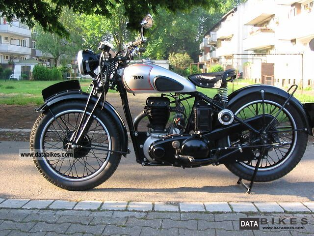 BSA  M 20 1940 Vintage, Classic and Old Bikes photo
