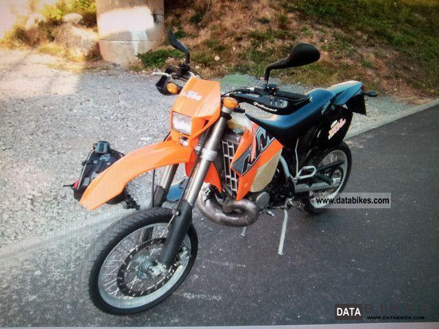2001 KTM EXE 125 Sm