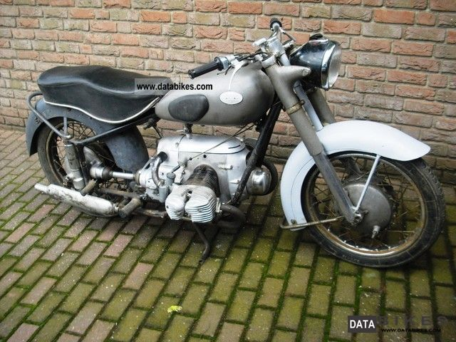 Zundapp  Zündapp KS 601 1953 Vintage, Classic and Old Bikes photo