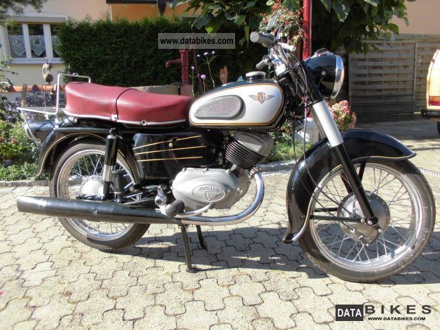 Zundapp  Zündapp 250 S 1958 Vintage, Classic and Old Bikes photo