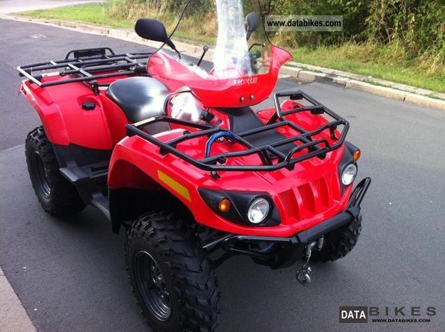 Arctic Cat Trv Rear Seat For Sale