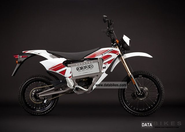 Zero  MX 2012 Electric Motorcycles photo
