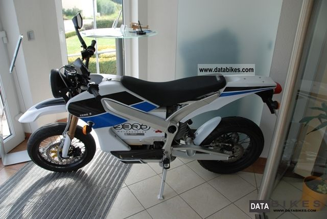 Zero  S Bike 2010 Electric Motorcycles photo