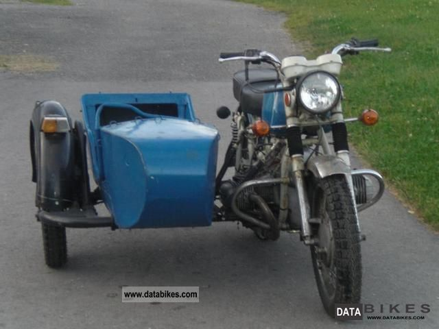 1986 Ural  Dnepr 650! 2 vehicles! Motorcycle Combination/Sidecar photo