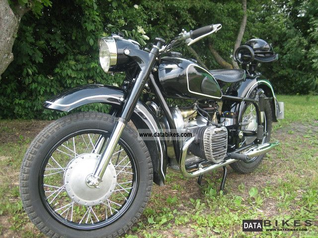Ural  K 750 M 1965 Vintage, Classic and Old Bikes photo