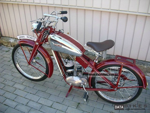 Jawa  robot 1939 Vintage, Classic and Old Bikes photo