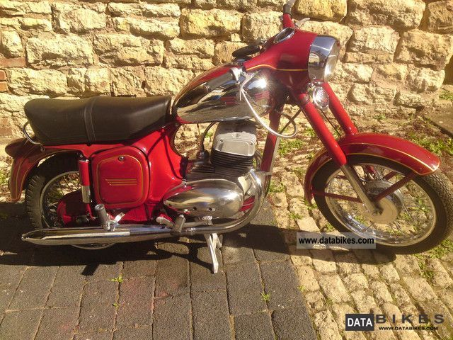 Jawa  360 1970 Vintage, Classic and Old Bikes photo