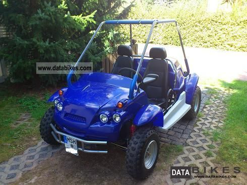 2012 SMC  Buggy M-Kart 170 cc Motorcycle Quad photo