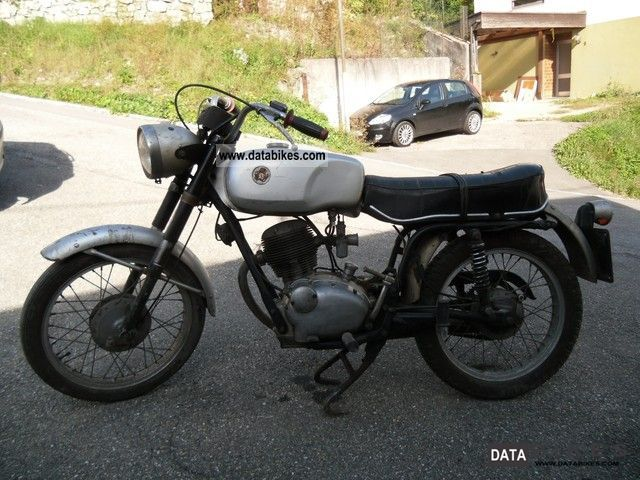 Gilera  124 5 gear! 1971 Vintage, Classic and Old Bikes photo