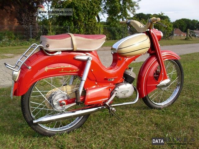 DKW  Super Hummel 1960 Vintage, Classic and Old Bikes photo