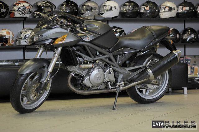 2012 Cagiva  Xtra Raptor 1000 Motorcycle Motorcycle photo