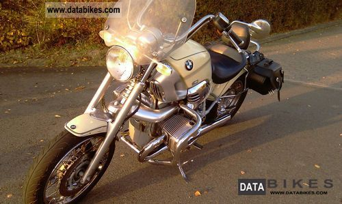 2000 BMW  R 850c Motorcycle Chopper/Cruiser photo