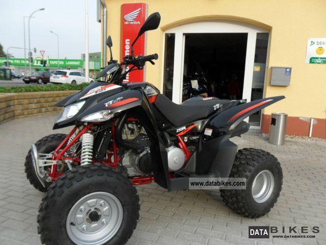 2012 Triton  BJA 250 Motorcycle Quad photo