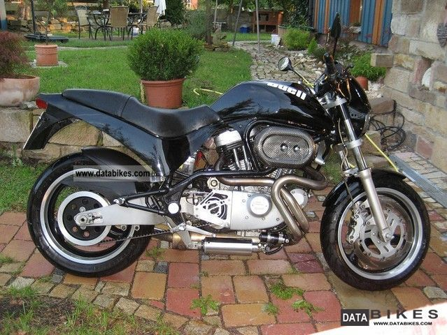 2001 Buell  M2 Cyclone Motorcycle Motorcycle photo