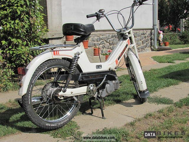 Puch Bikes And Atvs With Pictures