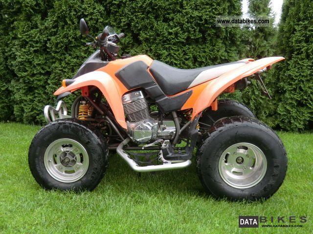 2007 SMC  ATV 250 SKY 6 Motorcycle Quad photo