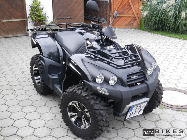 2010 SMC  Jumbo Motorcycle Quad photo
