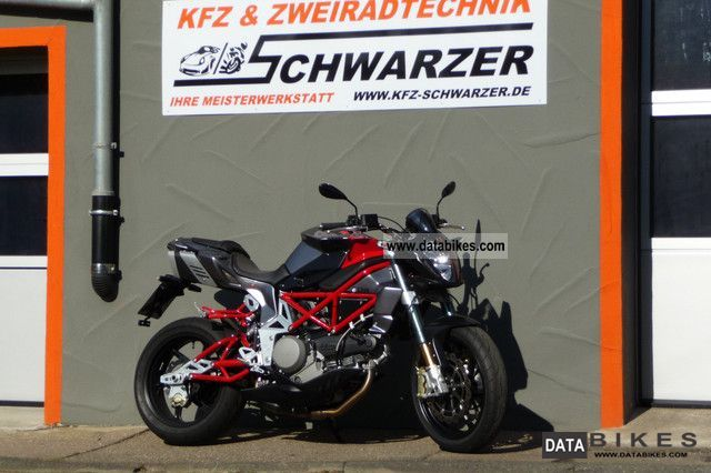 2012 Bimota  DB 6 Motorcycle Naked Bike photo