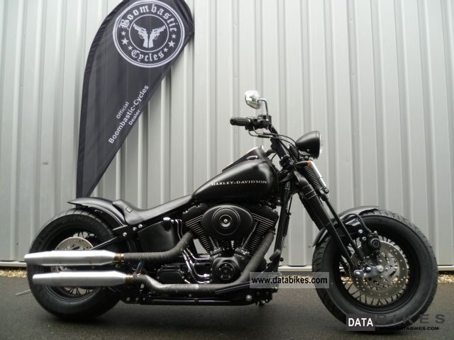 2004 Harley Davidson  Springer Classic, 200-he Boombastic Cycles Motorcycle Chopper/Cruiser photo