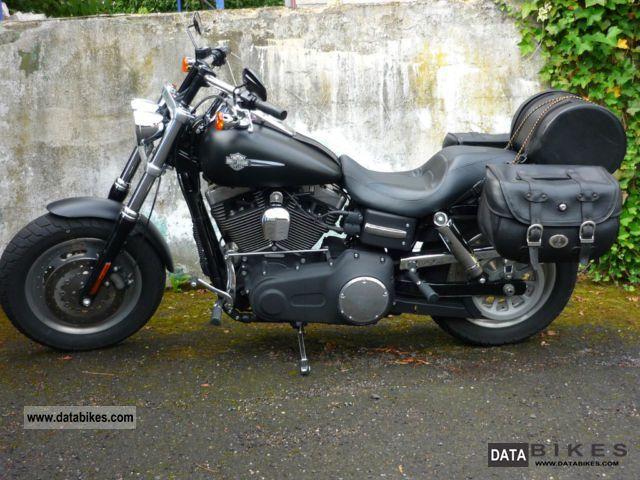 2007 Harley Davidson  Fat Bob Motorcycle Motorcycle photo