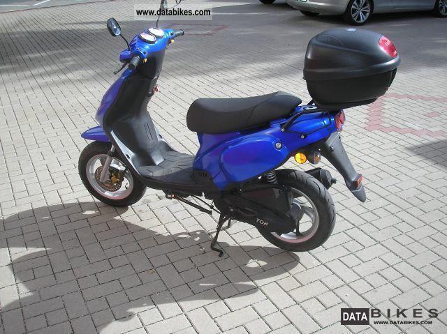 2008 tgb sky 25 moped scooter 25 km h. Black Bedroom Furniture Sets. Home Design Ideas