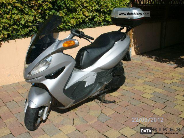 2000 Malaguti  MADISON 125 Motorcycle Scooter photo
