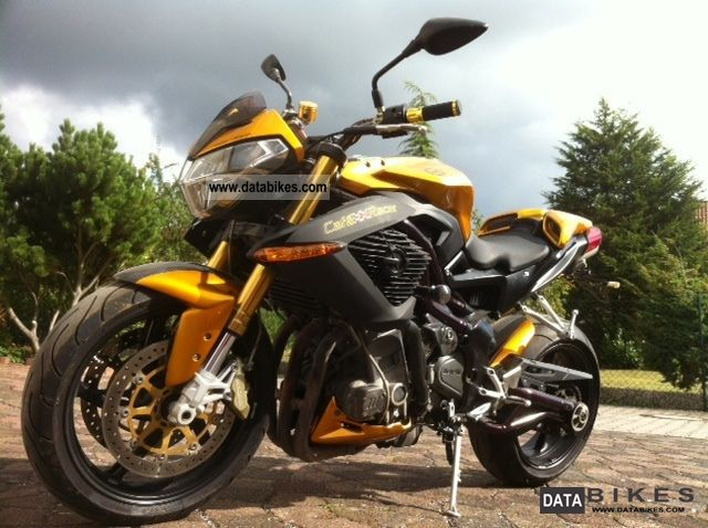 Benelli  TnT Cafe Racer first Hand 2009 Naked Bike photo