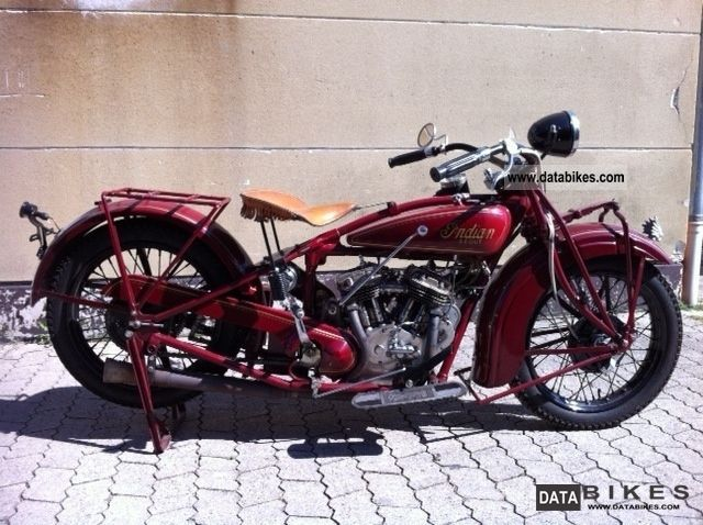 Indian  101 1929 Vintage, Classic and Old Bikes photo
