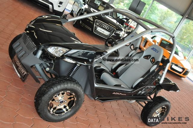 Adly  MotoLand Power Buggy, road buggy, OnRoad 2010 Quad photo