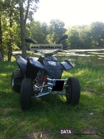 2009 Adly  Hercules Sport 300 Motorcycle Quad photo
