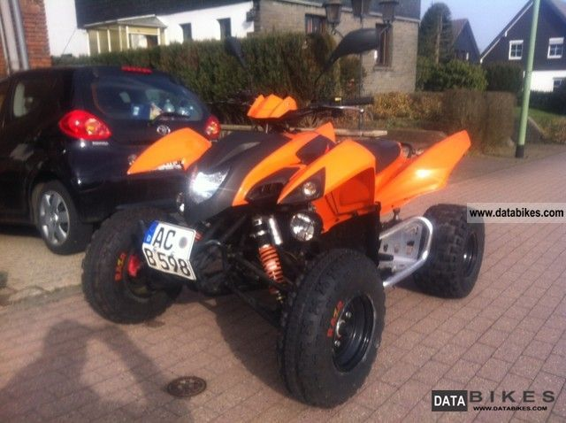 2009 Adly  500 S Motorcycle Quad photo