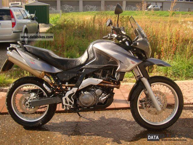 2008 Aprilia  enduro Motorcycle Other photo