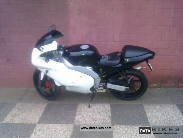 1990 Aprilia  RS50 Motorcycle Motor-assisted Bicycle/Small Moped photo