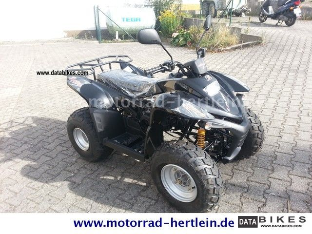 2012 CFMOTO  BULLET 50 Motorcycle Quad photo