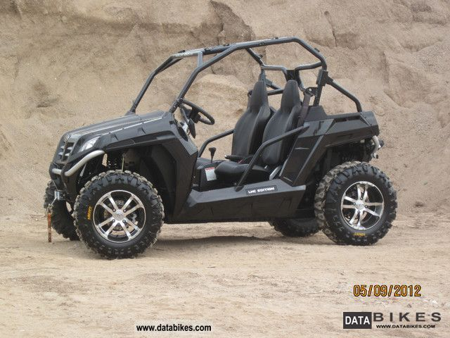 2012 CFMOTO  Terra Cross Z6 Side by Side LMC EDITION Motorcycle Quad photo