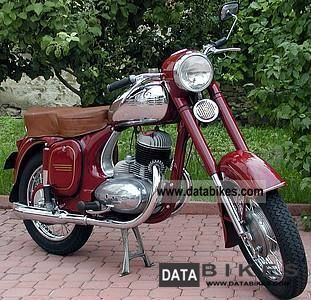 Jawa  250/353 1955 Vintage, Classic and Old Bikes photo