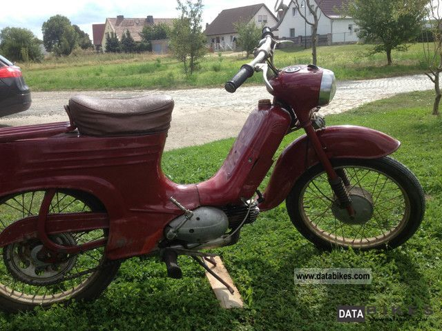 Jawa  555 1959 Vintage, Classic and Old Bikes photo
