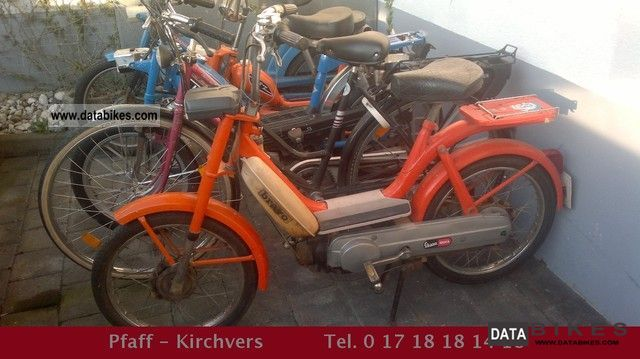 1975 Vespa  Bravo moped Motorcycle Motor-assisted Bicycle/Small Moped photo