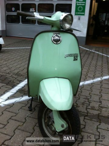 1967 Vespa  Lambretta J50 deluxe incl papers, year 1967 Motorcycle Scooter photo