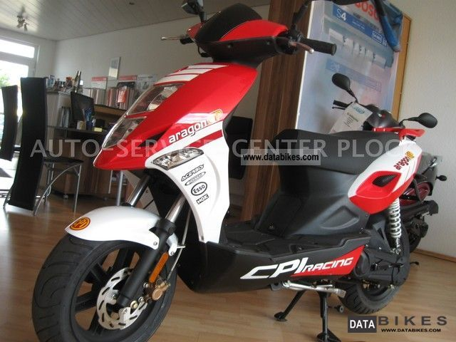 2012 CPI  Aragon Motorcycle Scooter photo