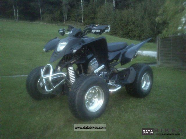 2007 CPI  FA 250 Motorcycle Quad photo