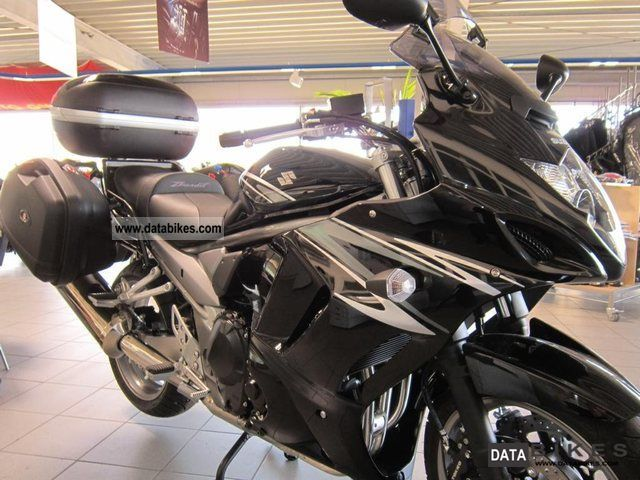 2012 Suzuki  GSX 1250 F, incl free Touring Package (Se Motorcycle Sport Touring Motorcycles photo