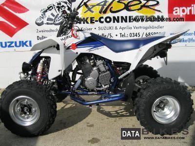 2012 Suzuki  LTZ 400 Quad Sport LT-Z 400 L2 (Mod.2012) LOF-Z Motorcycle Quad photo