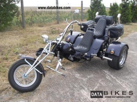 1994 Boom  Chopper A2 Motorcycle Trike photo