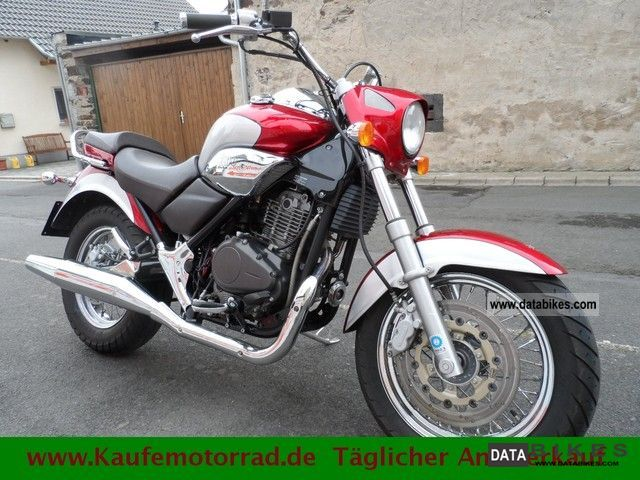 2006 Beta  EURO + JONATHAN +5631 KM +1. HAND + SUZUKI MOTOR! + Motorcycle Chopper/Cruiser photo