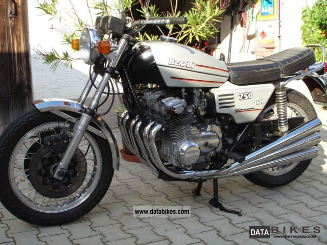 1978 Benelli  750 was Motorcycle Other photo