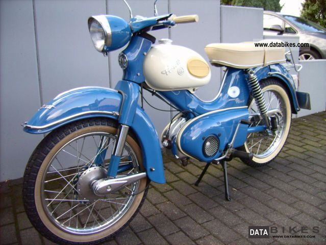Kreidler  Super 4 1962 Vintage, Classic and Old Bikes photo