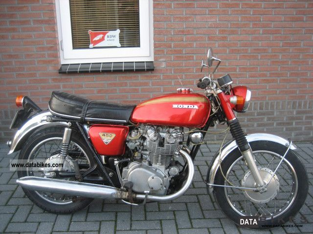 Honda  CB450, EZ: 1970 1970 Vintage, Classic and Old Bikes photo