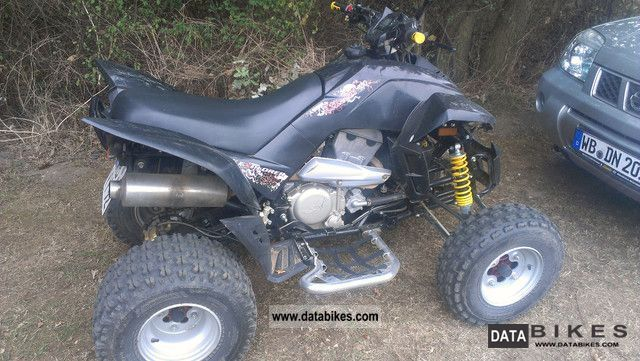 2009 Dinli  901-450 (RC) Nothing bis04.2014 for beginners Tuef Motorcycle Quad photo
