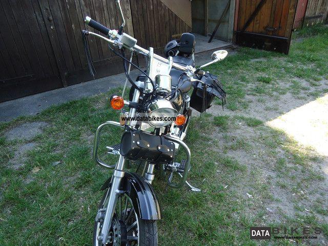 2011 WMI  Repco EFI 250 Motorcycle Chopper/Cruiser photo